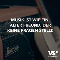 Musik ist wie ein alter Freund, der keine Fragen stellt – Oliver Holt
