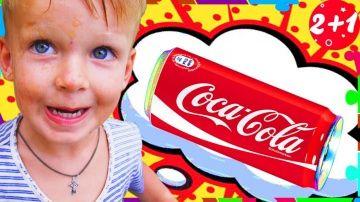 Bad Baby Coca Cola ВЗОРВАЛАСЬ! КОКА КОЛА БУМ ЧЕЛЛЕНДЖ! Вулкан из Coca Cola! AMAZING PEPSI CHALLENGE http://video-kid.com/21140-bad-baby-coca-cola-vzorvalas-koka-kola-bum-chellendzh-vulkan-iz-coca-cola-amazing-pepsi-challe.html  Bad Baby  Coca Coka ВЗОРВАЛАСЬ! КОКА КОЛА БУМ ЧЕЛЛЕНДЖ! Вулкан из Coca Cola! AMAZING PEPSI CHALLENGEВредные детки решили играть вместе и построить пирамиду из Кока Колы. Но Банки начали взрываться! Большой взрыв из Кока Колы!Bad Baby Coca Coka WROVER! COCA COLA BOOM…