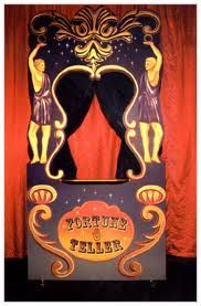 fortune teller booth. Carnival PartiesCarnival IdeasCarnival DecorationsSchool ... & 83 best Gypsy / Fortuneteller images on Pinterest | Carnivals Gypsy ...