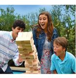Wooden Building Blocks Jenga Family Game Shipping: 100% FREE