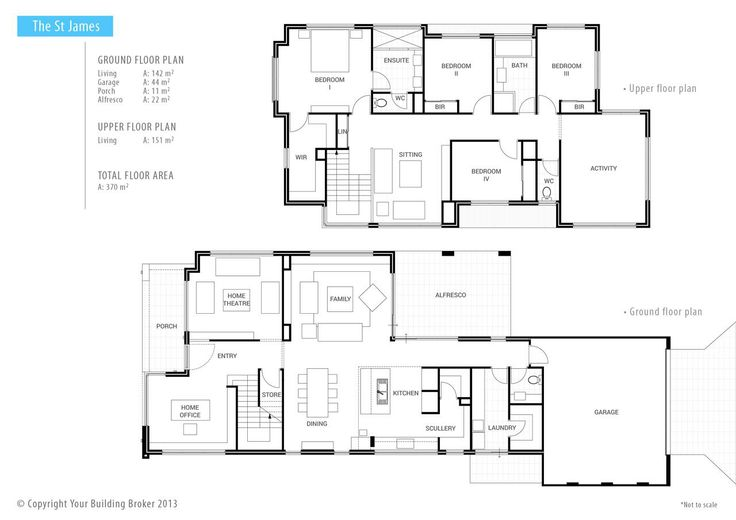 13 best images about narrow lot home designs on pinterest for Rear access home designs