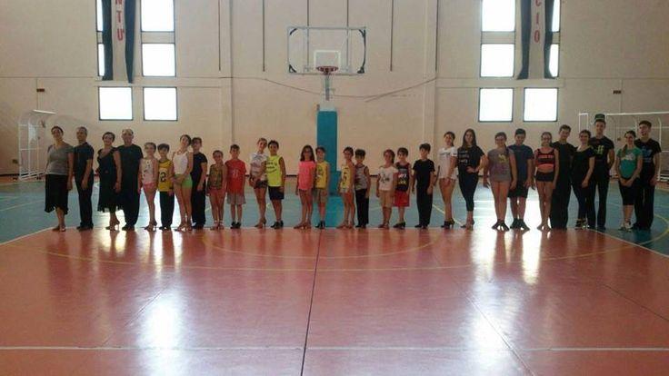 Supernova Dance -Team Competitori 2015 - Maestro Francesco Vasco -  Danze standard e latino americane
