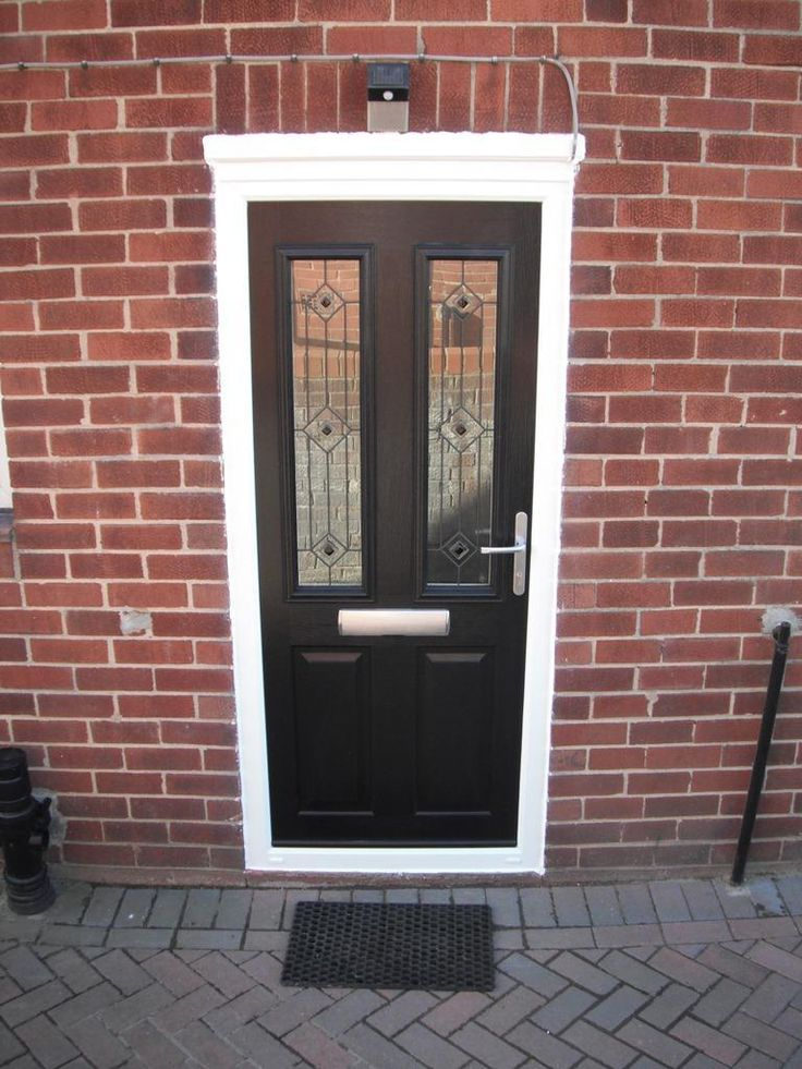 Solidor Ludlow In Black With Trio Square Glass And Brushed