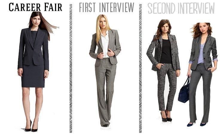 Girl, Engineered: Acing Getting a Job: Clothing Edition ...