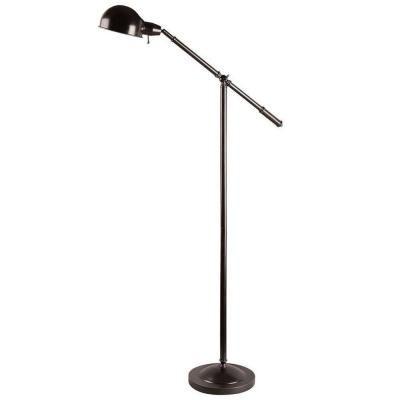 Mejores 10 imgenes de floor reading lamp en pinterest lmparas de dark bronze floor lamp aloadofball Image collections