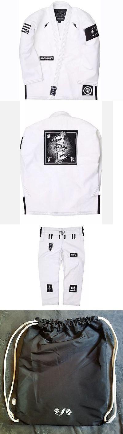 Uniforms and Gis 179774: Shoyoroll Batch 70 *Brand New* Jiu Jitsu Gi (Syr White Flag Bjj Kimono) -> BUY IT NOW ONLY: $343.24 on eBay!