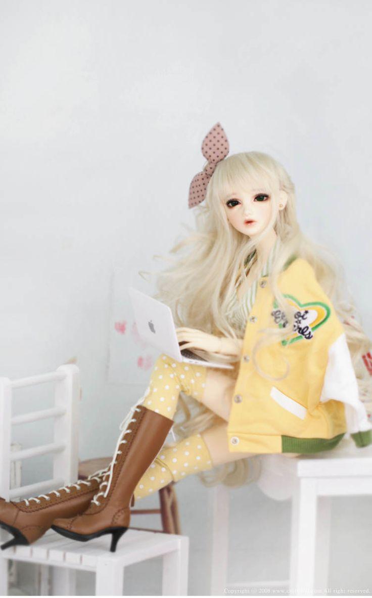 【CROBI DOLL-DOLL】 Heena http://dolkus.com/detail.php?id=24794#h_cart #bjd dolls #balljointed dolls