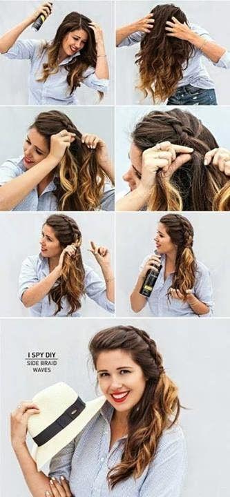 Hairstyles Tutorials: