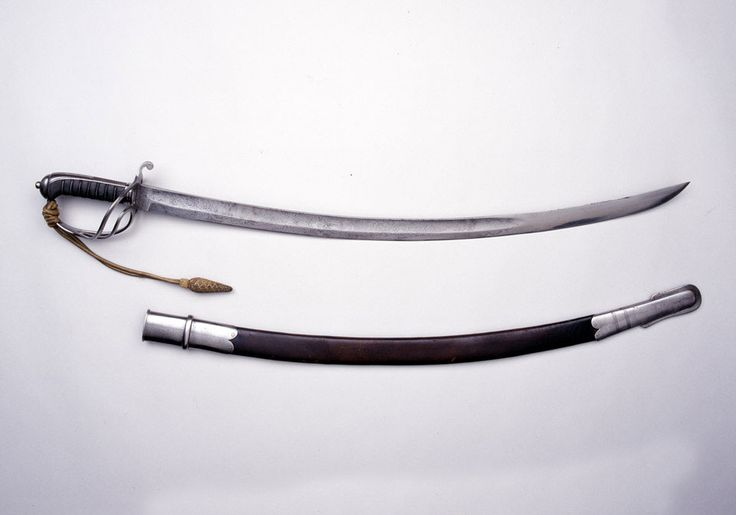 Cavalry Officer's sword belonging to Lieutenant John Burnard Edwards, 2nd Central Indian Horse, 1881