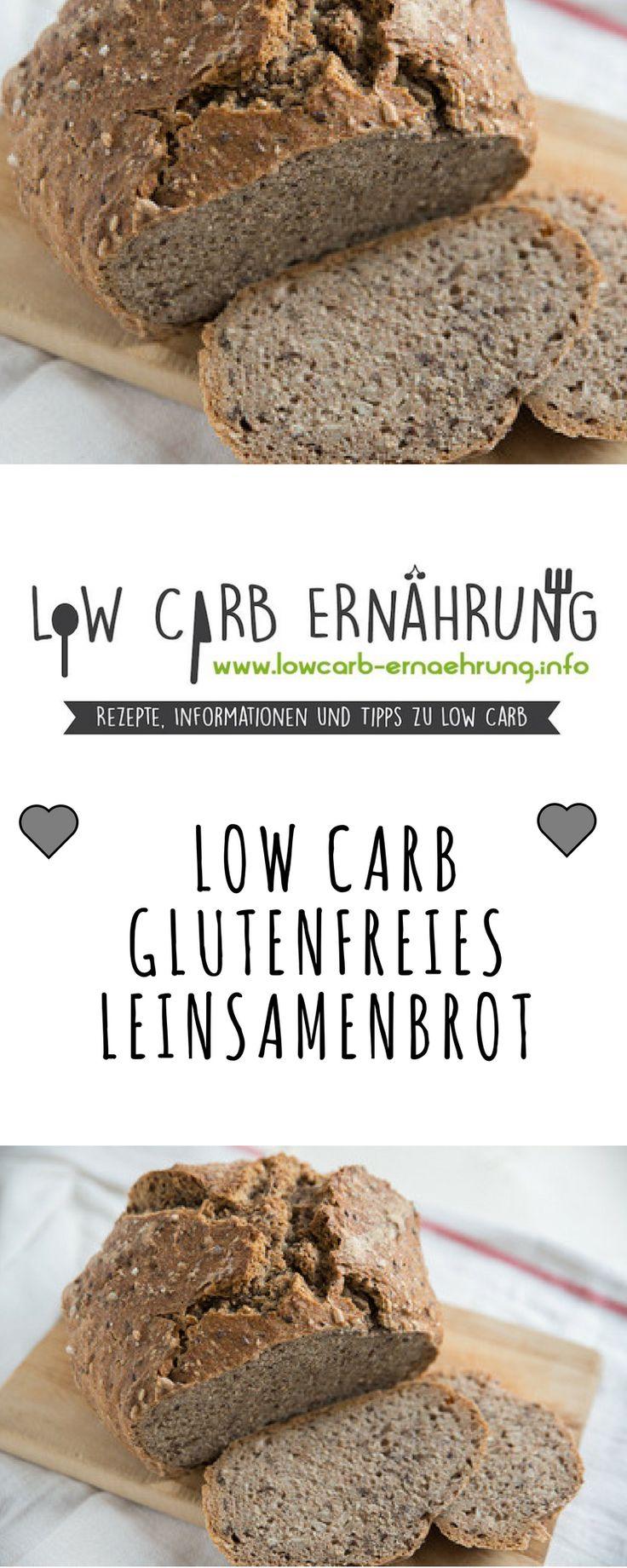 low carb rezept f r leckeres glutenfreies leinsamenbrot. Black Bedroom Furniture Sets. Home Design Ideas