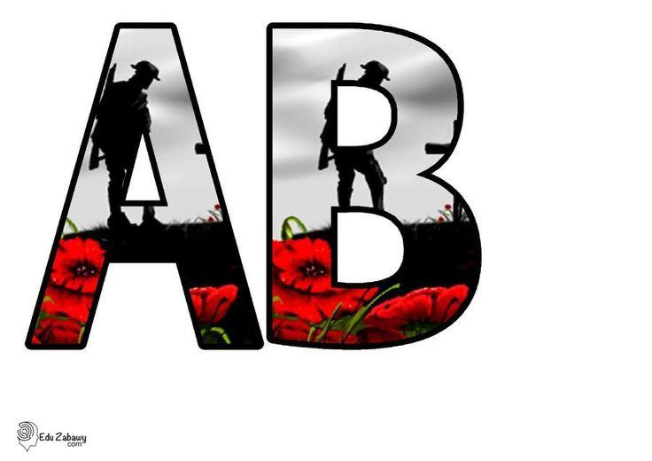 Święto Niepodległości: Alfabet