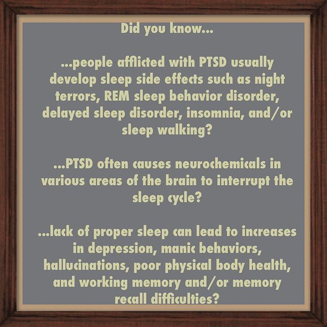 A Fact Sheet Day For June PTSD Awareness Month