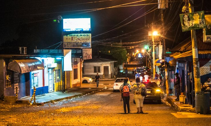San Pedro Sula, Honduras, is the most dangerous city on the planet – and experts say it is a sign of a global epidemic