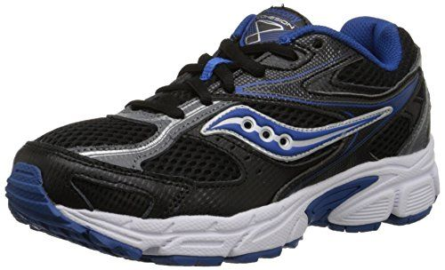 back to basics Saucony Boys Cohesion 8 LTT Running Shoe (Little Kid/Big Kid)