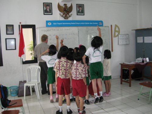 Leap for learning  TEFL Indonesia,Get certified and teach English.Teach English and see the world