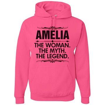 Amelia the woman the myth the legend