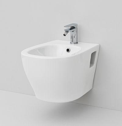 Ten, design Meneghello Paolelli Associati #bathroom #bagno #sanitaryware #sanitari #design #sink #artceram wall-hung bidet 36x52