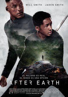 """Tráiler de """"After Earth"""". Información, sinópsis y ficha técnica de la película"""