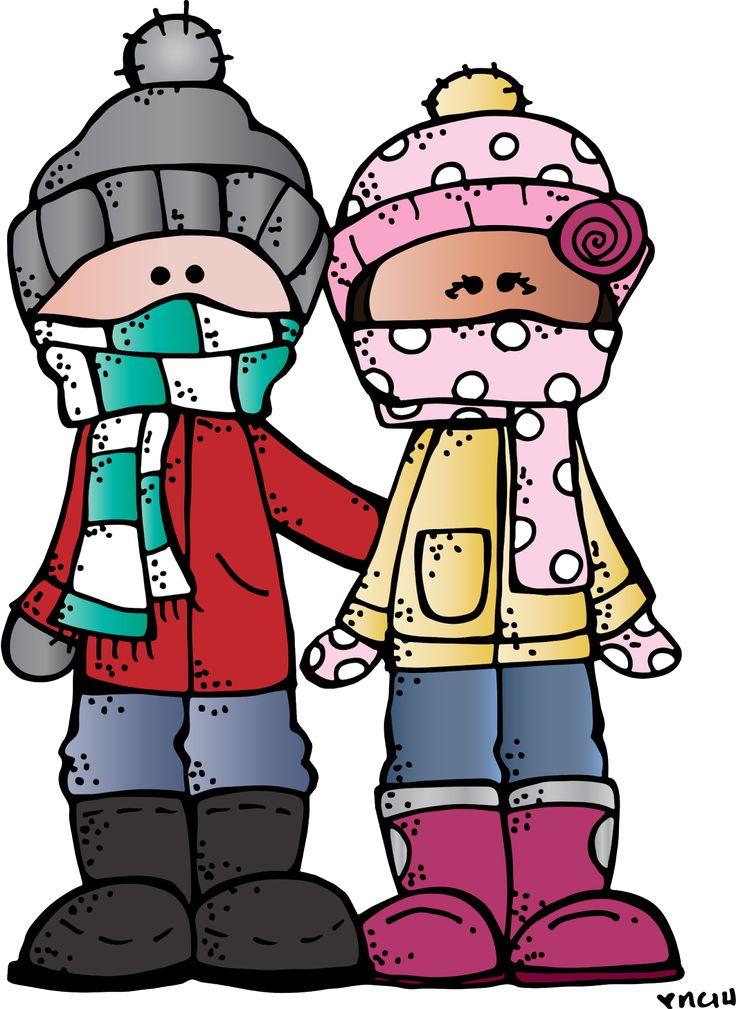 Melonheadz Illustrating Happy Winter! :)