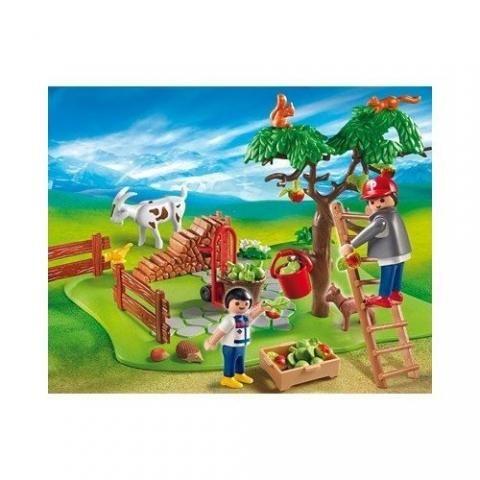 PLAYMOBIL 4146 Компактный набор: Яблочный урожай ~ 250