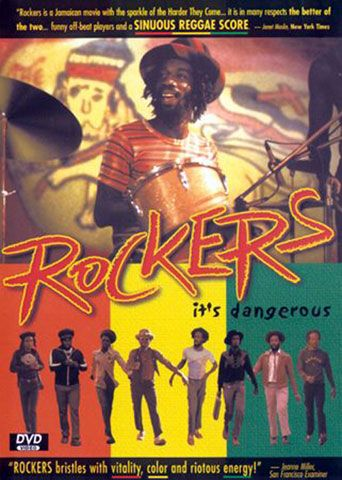 """Rockers is a 1978Jamaican film by Ted Bafaloukos. Several popular reggae artists star in the movie, includingLeroy """"Horsemouth"""" Wallace,Burning Spear,Gregory Isaacs,Big Youth,Dill…"""