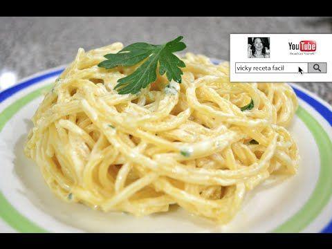 Receta Fettuccine Alfredo Con Pollo - Cómo Hacer Salsa Alfredo - Sweet y Salado - YouTube