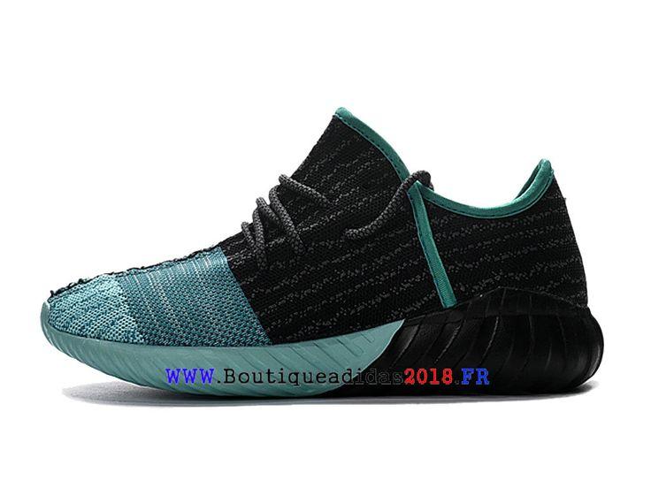Adidas yeezy 550 boost 2018 - Chaussure Adidas Pas Cher Pour Homme Noir / vert DSC_9267