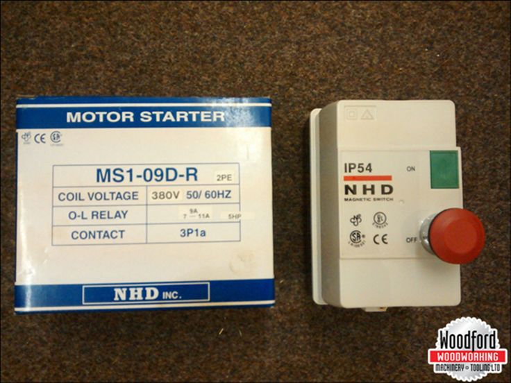 details about nhd motor starter ms1 09d r ip54 model