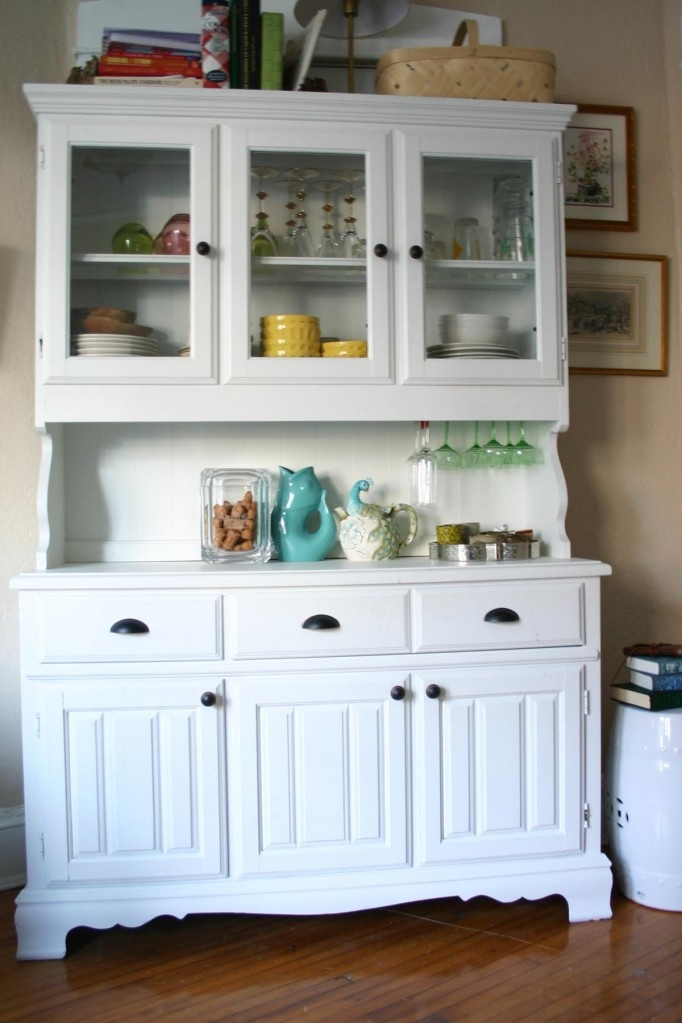 Best 25 Refurbished Hutch Ideas On Pinterest China
