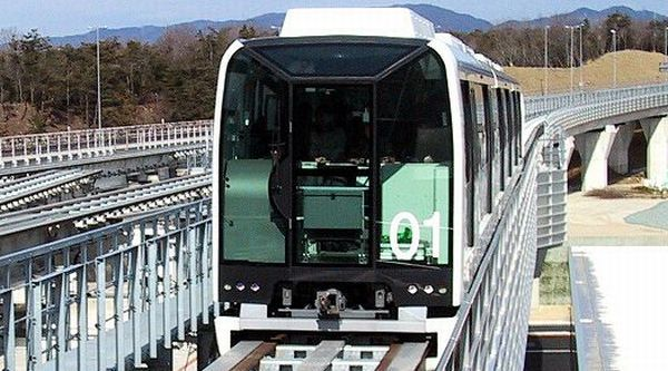 Magnetic levitation growing into the next big thing in green transport
