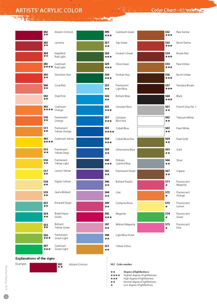 1000 Ideas About Paint Color Chart On Pinterest Paint Colour Charts House Paint Colours And