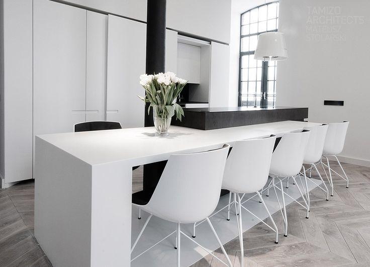 Modern Kitchen Bench 127 best kitchens - island design images on pinterest