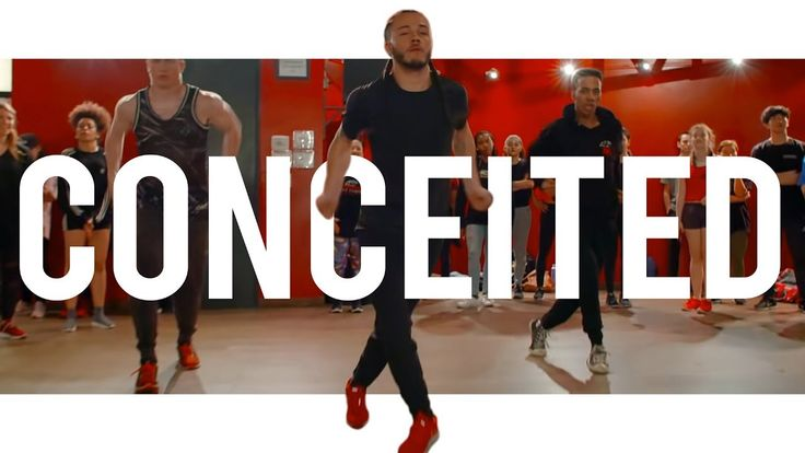 Remy Ma - Conceited | Choreography With Hamilton Evans