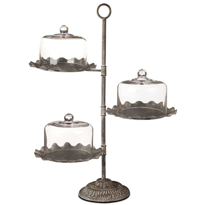 Three Tier Cake Or Cookie Rack