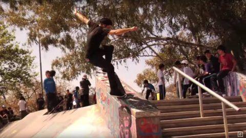 3 Gringos and a Jose – South America Tour – Part 1: Chris Haslam, Joey Brezinski, Ronnie… #Skatevideos #américa #gringos #jose #part
