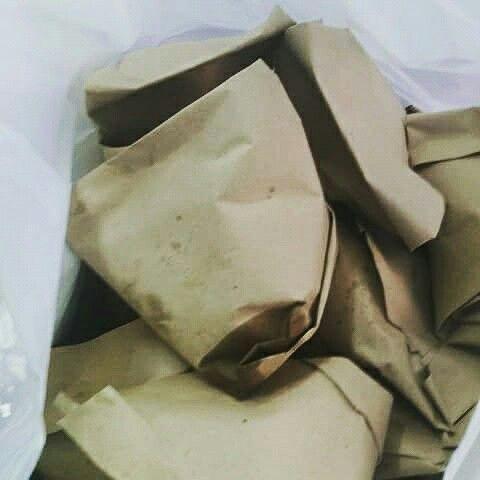 Kmi jga melayani nasi bungkus