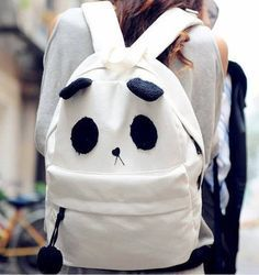 Teens Rooms, Accessories & Stuff panda bag Panda stuff on Pinterest www.pinterest.com