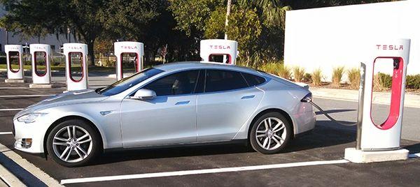 Julio's Blog • Tesla Charging Stations at the Turnpike      Tesla...