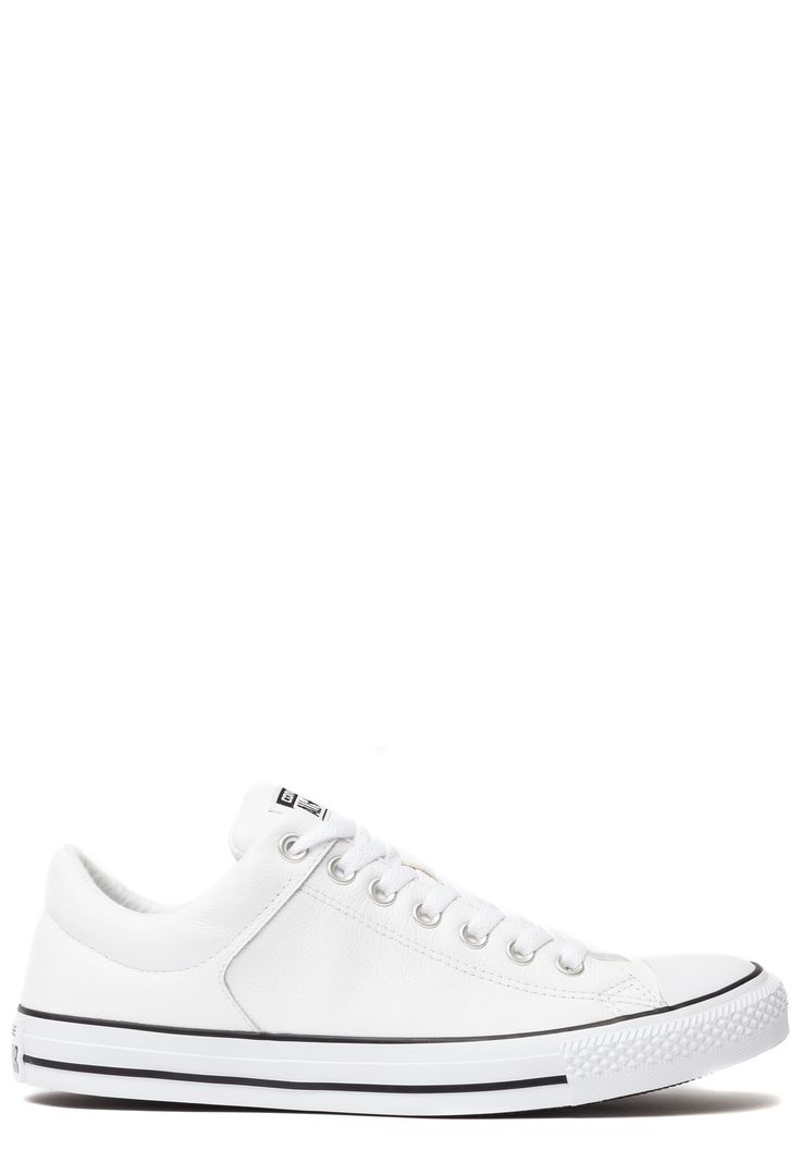 gave Converse Herensneakers (Wit)