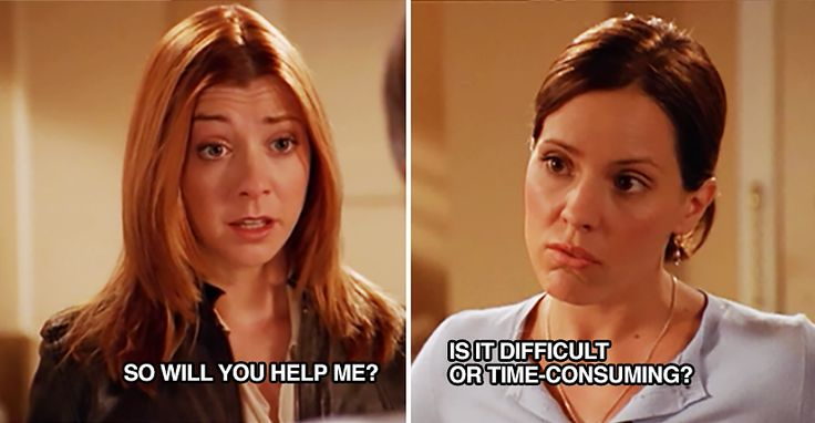 """24 Times Anya From """"Buffy The Vampire Slayer"""" Was Actually You / Meet Emma Caulfield at #SLCC15!"""