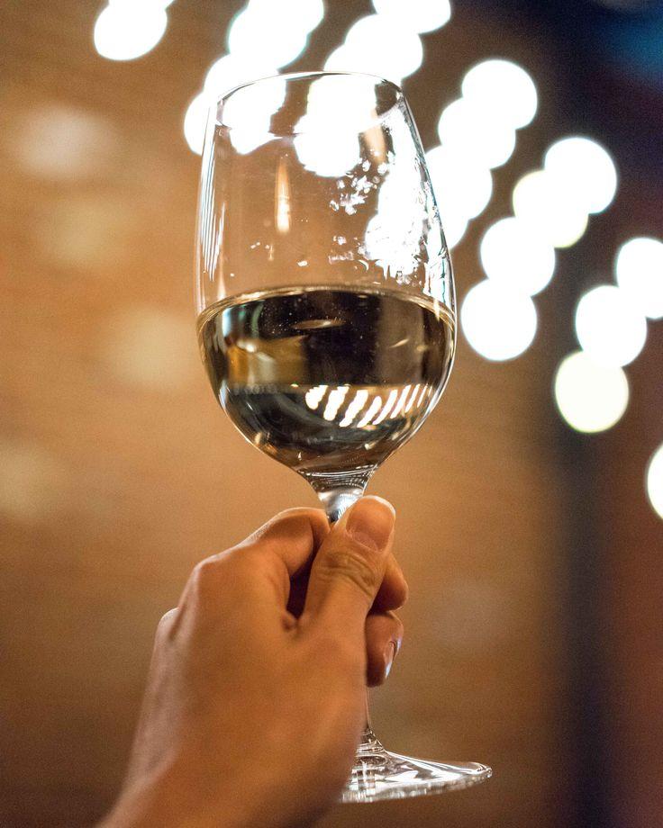 : Friday night lights enjoying a wine or two @WestOfKin // Brisbane Freelance Graphic Designer http://ift.tt/2bbselA