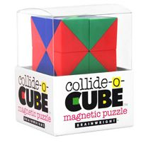 """InventHelp Client, """"Collide-O-Cube"""" Inventor Signs Deal with Ceaco, Manufacturer & Distributor of Games!"""