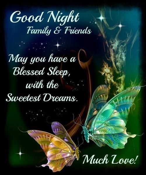 Good Night!! | Inspirational Messages | Pinterest