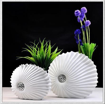 современного декора дома в минималистском модный бутик украшений смолы вазы для цветов arts & crafts om