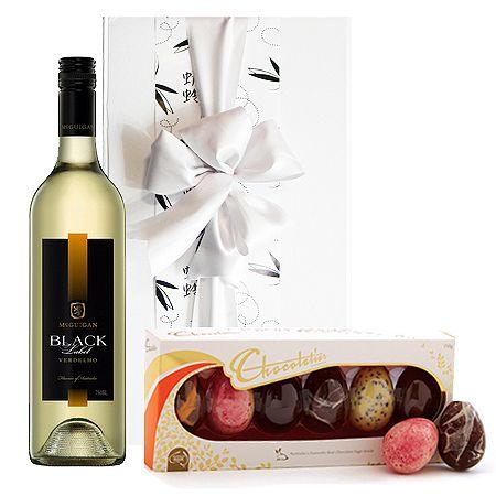 Happy Easter Gift Basket-Gift Delivery in Melbourne, Sydney & Australia $60.00