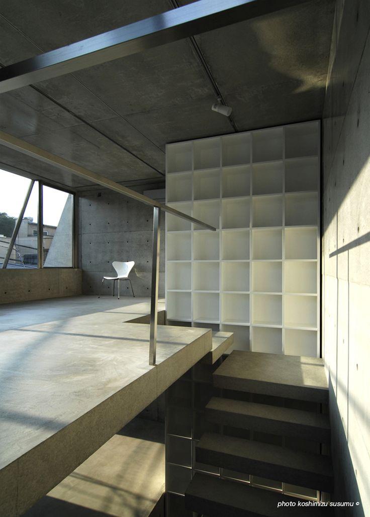 Hanasaki House Yokohama, Kanagawa Prefecture – design by MoNo