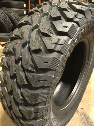 4-NEW-35x12-50R18-Centennial-Terra-Commander-M-T-Mud-Tires-MT-35-12-50-18-R18