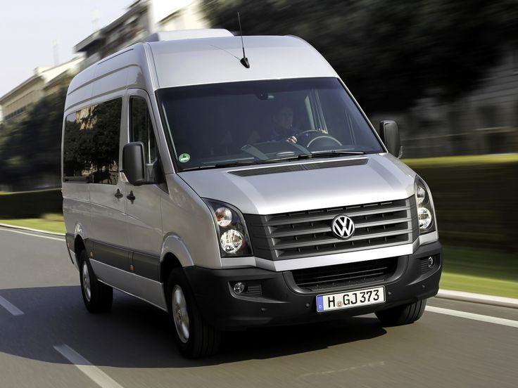 volkswagen crafter high roof bus '2011–н.в. | volkswagen crafter