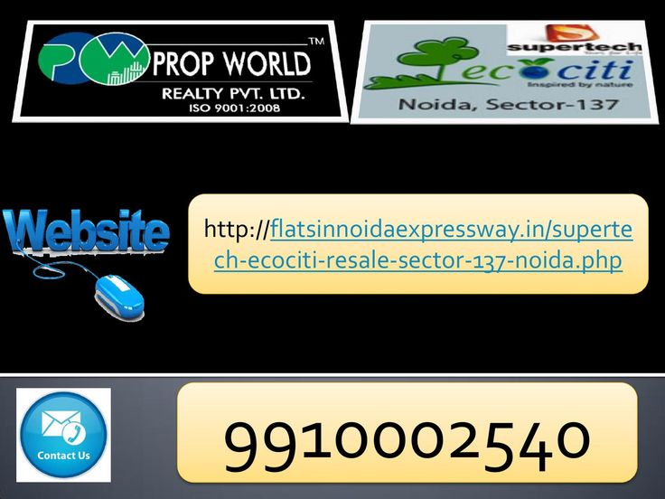 Supertech Ecociti Resale (9910002540) Price Noida Sector 137, Ready to Move Flats