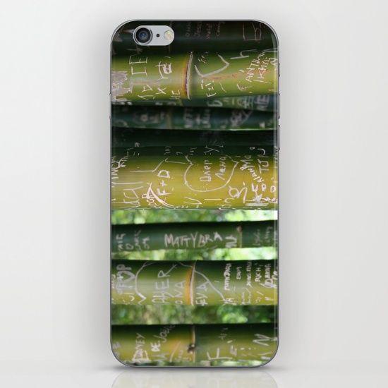 iPhone Skin - Society 6